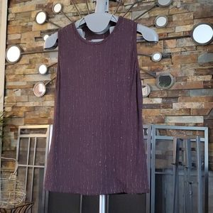 Tops - Fitted thick sleeve tank